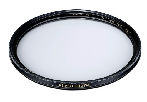 B+W 77mm Slim UV Haze MRC #010 Filter XS-Pro Ring(Slim Line w/Front Thread)