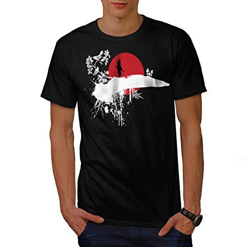 paradise-birds-life-real-tribe-men-new-black-xl-t-shirt-wellcoda
