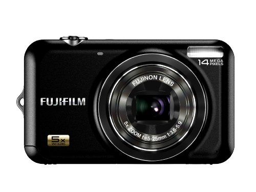 Fujifilm FinePix JX250 14 MP Digital Camera With 5x Wide Angle Optical Zoom And 2 7 Inch LCD