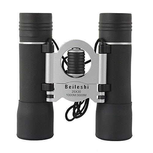 25X30B Compact Perma Focus Zoom Porro Prism Wide--Angle Telescope Binoculars