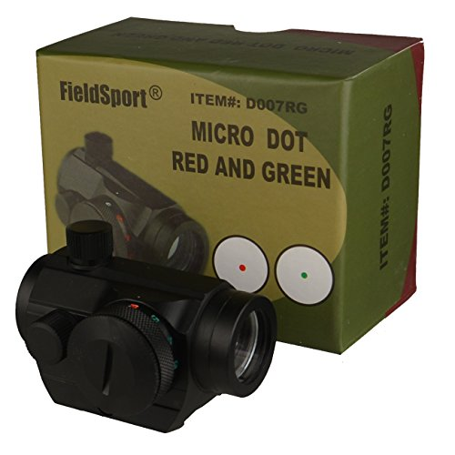 Buy Bargain Field Sport Red and Green Micro Dot Sight