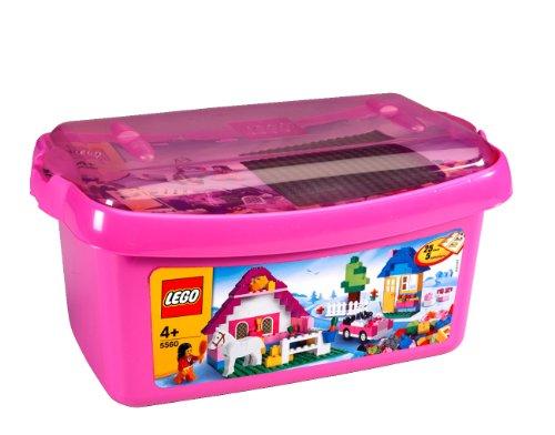 LEGO 5560 - Steine Aktion Große Mädchen-Steinebox