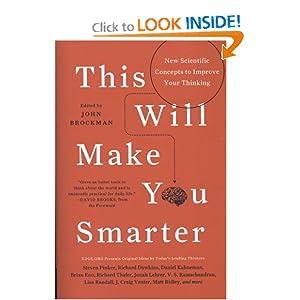This Will Make You Smarter - John Brockman