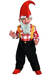 Garden Gnome Costume - Toddler Small