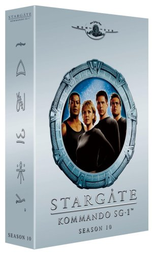 Stargate Kommando SG-1 - Season 10 [5 DVDs]