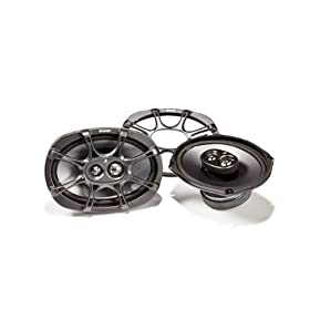 Kicker 11KS693 6x9 Inch. 3-way Speakers (Kicker KS693)