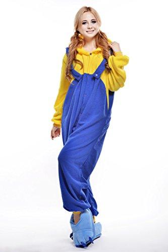 Despicable Me laugh Adult Anime Pyjamas Kigurumi Outfits Onesie Cosplay Costume