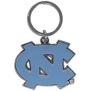Buy NCAA North Carolina Tar Heels Chrome and Enameled Key Chain by Siskiyou Sports