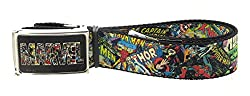 Marvel Retro Comics Web Belt 1.5