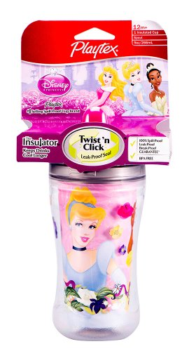 Playtex Disney Princess Insulator 9oz. - 1pk. (Discontinued by Manufacturer)