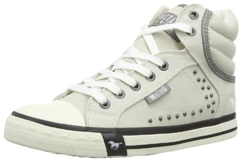 Mustang High Top 1146-506-203, Sneaker Donna, Grigio (Grau (ice 203)), 39