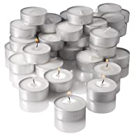 Richland Unscented Tealight Candles,…