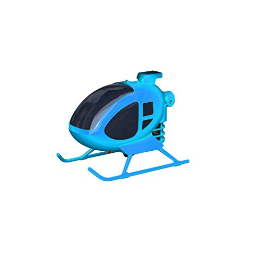 Syma Canopy for Syma S6 Mini Helicopter, Blue
