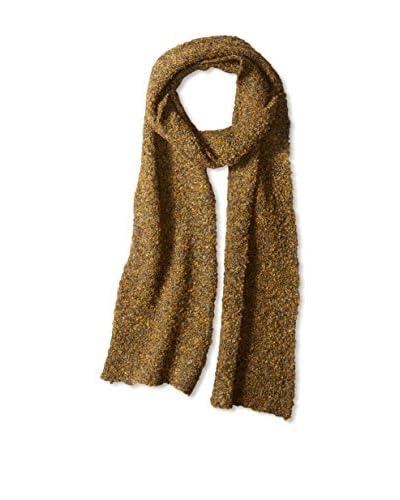 Dolce & Gabbana Men's Knit Scarf, Tan Multi