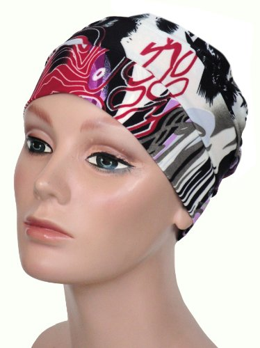 Gorgeous Chic & Fun Scarves Hats & Wraps for Cancer ...