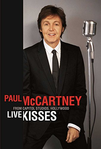 Paul McCartney - Live kisses from Capitol Studios, Hollywood(+libro)