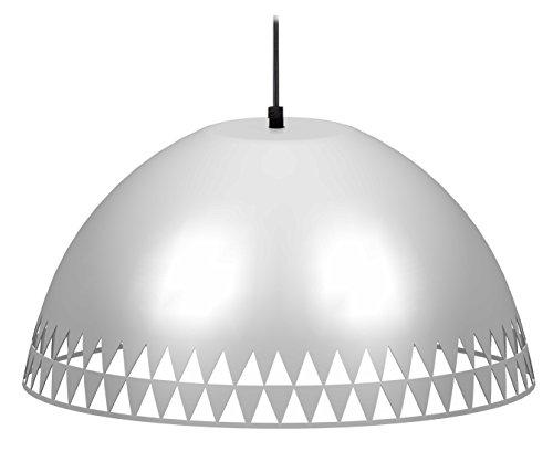 tosel-15770-gamella-triangoli-lampada-a-sospensione-in-lamiera-di-acciaio-zigrinato-taglio-laser-ver