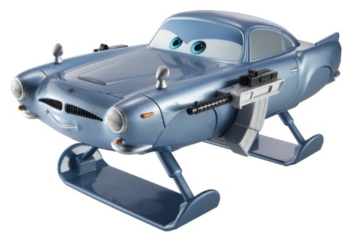 ディズニーピクサー カーズ2 ギアアップアンドゴー フィン・マックミサイル