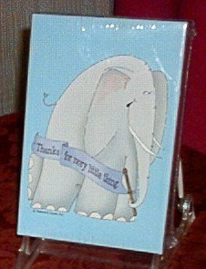 SPRINGBOK THANKS FOR IVORY LITTLE THING PUZZLE ELEPHANT
