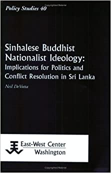 analysis of the civil conflict in sri lanka politics essay Despite the ravages of a 27-year civil war that began in 1983 and ended  the  war ended in 2009 when the sri lankan government killed the.