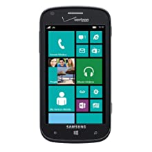 Samsung Ativ Odyssey I930 8GB 4G LTE Verizon / Unlocked GSM Windows 8 Smartphone – Black