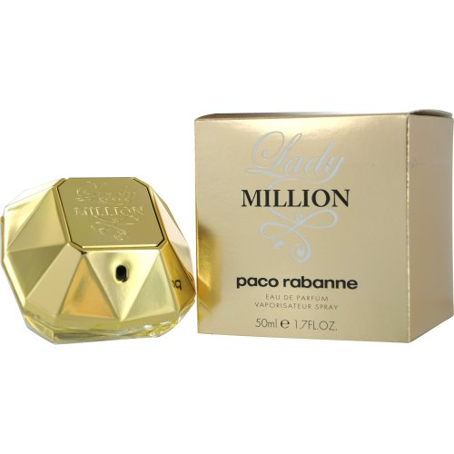 Paco Rabanne Lady Million Eau de Parfum Spray for Women 50 ml