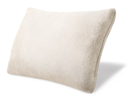 HoMedics OT-TRVL Therapy Memory Foam Travel Pillow with Carry Case, 15