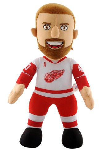 NHL Detroit Red Wings Henrik Zetterberg 14-Inch Plush Doll