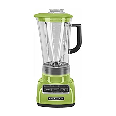 KitchenAid KSB1575 5-Speed Diamond Blender with 60-Ounce BPA-Free Pitcher