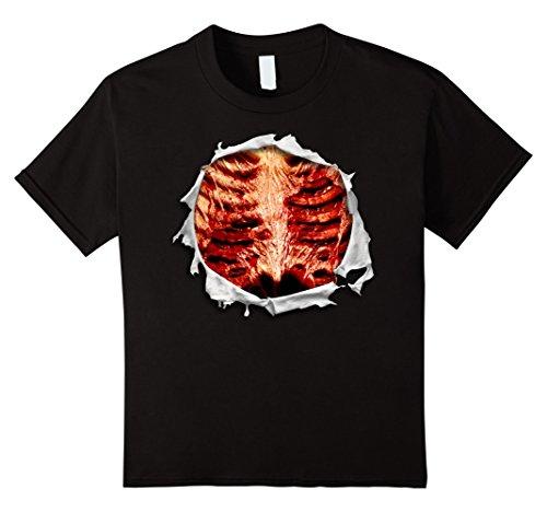 Kids  (Ripped Shirt Zombie Costume)