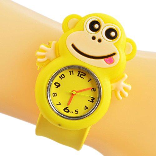 Buyterest Kid'S Cute Monkey Style Watch