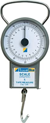 Travel Scales from Travel Blue