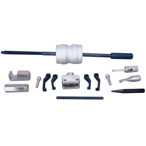 TTC 14 Pieces Slide Hammer & Puller Set