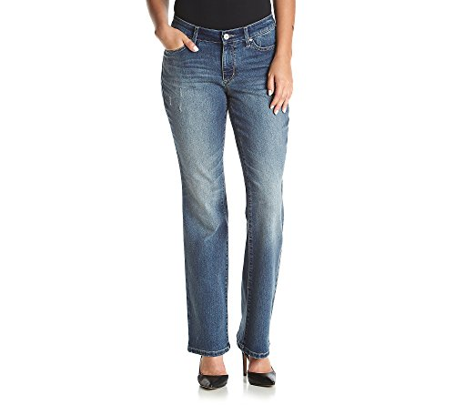 Nine West Vintage America Collection Core Bootcut Jean 0