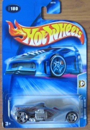 Hot Wheels 2004 Wastelanders Screamin' Hauler GRAY 180 - 1