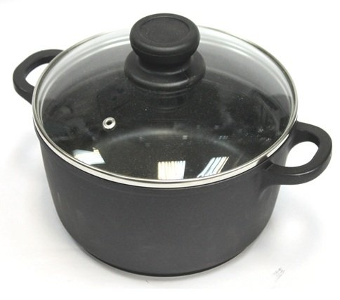 Uniware High Quality Non-Stick Aluminum 20cm Cooking Pot 5 QT (High Sauce Pot compare prices)