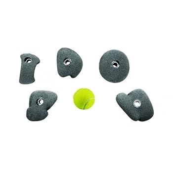 prises d'escalade Set Imprint Micro Jugs 2 (PU), Farbe:egal