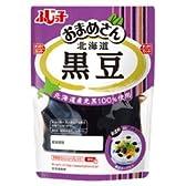 フジッコ おまめさん 北海道黒豆140g×10袋入