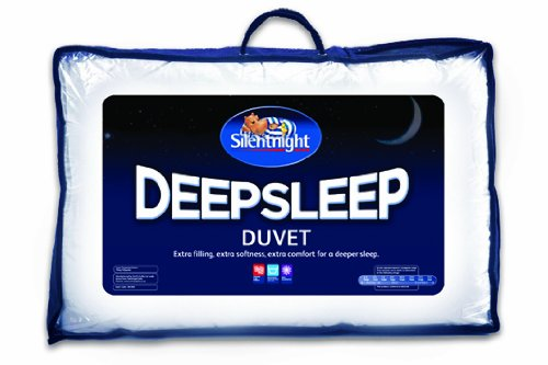 Silentnight Luxury Deep Sleep Duvet 15 tog