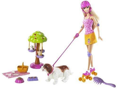 Pool Slides:Barbie doggy Park Images