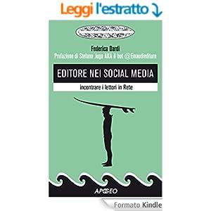 Editore nei social media: incontrare i lettori in Rete