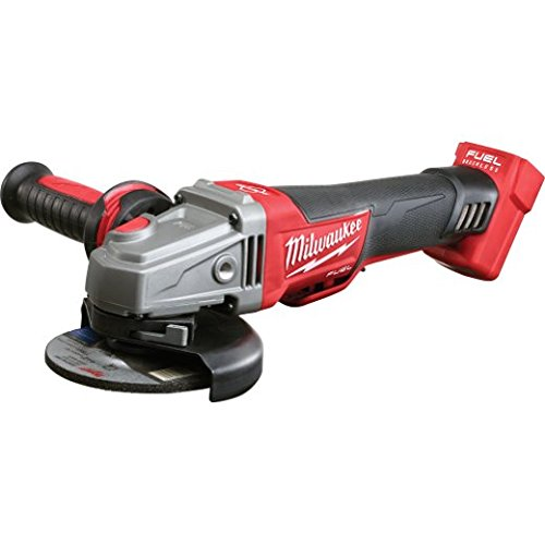 Find Bargain Milwaukee 2783-20 M18 Fuel 4-1/2 / 5 Braking Grinder - Bare