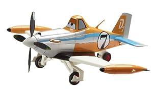 Majorette Toys Iberia - Avión con radiocontrol Dusty 1:24