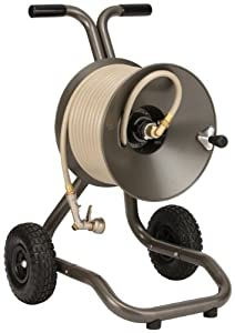 Eley / Rapid Reel Two Wheel Garden Hose Reel Cart Model 1043