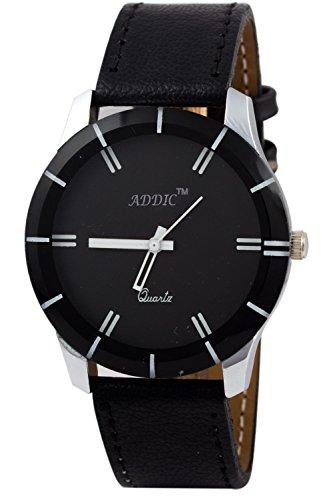 Addic Black Dial Wrist Watch For Men.