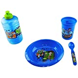 Toy Story 4-Piece Children's Dining Set