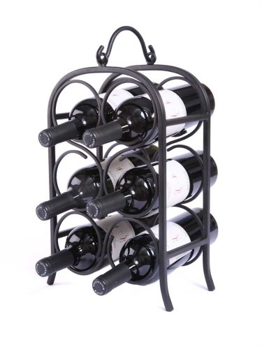 Oenophilia Wine Arch Wine Rack- 6 Bottle