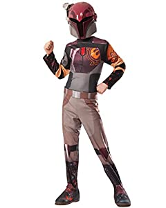 Rubies Star Wars Rebels Sabine Costume