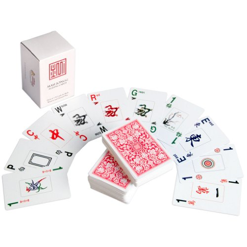 American Mah Jongg Playing Kards Cards
