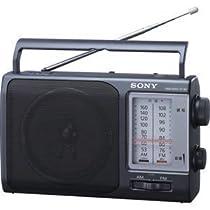 SONY FM / AM Handy Portable Radio ICF-801